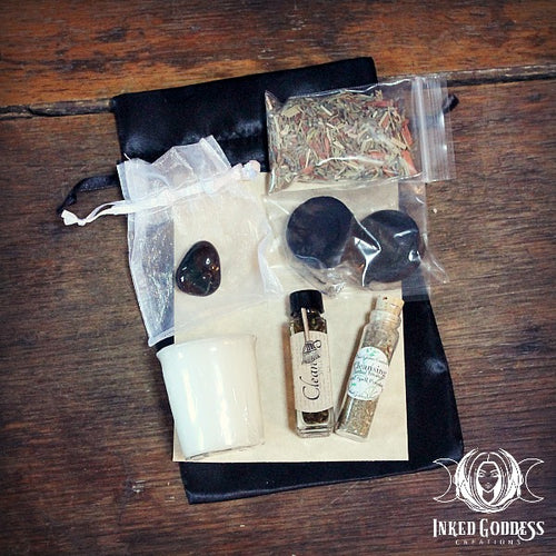 Cleansing Spell Kit
