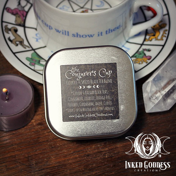 The Conjurer's Cup Licorice & Spiced Black Tea Blend