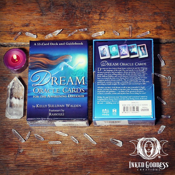 Dream Oracle Cards Deck