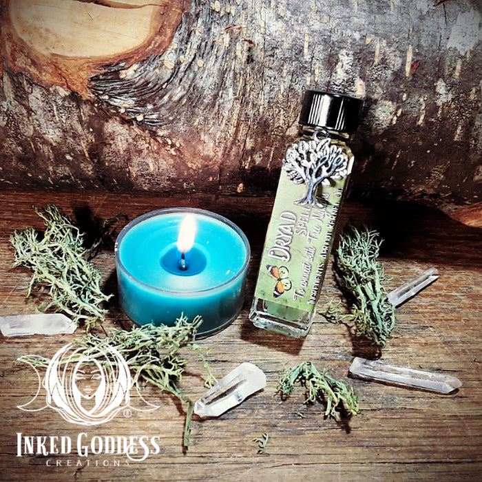 Dryad Oil from Inked Goddess Creations
