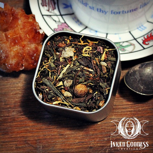 Earth Magick Green Tea
