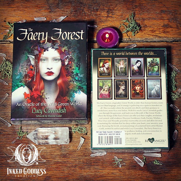 Faery Forest Oracle Deck