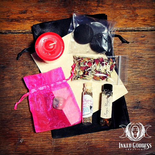 Fairy Magick Spell Kit