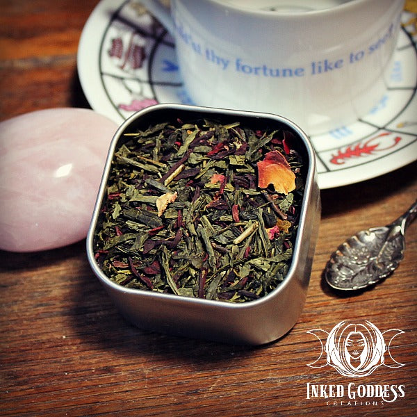 Feminini-Tea Pomegranate Green Tea Blend