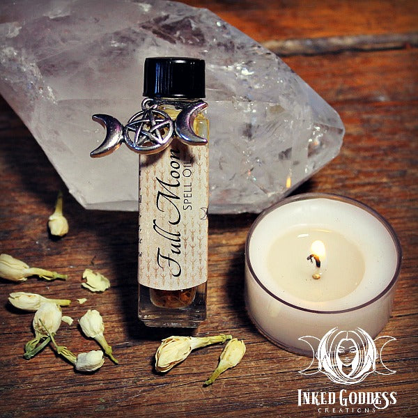 Full Moon Oil