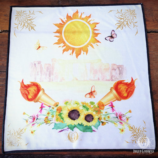 Summer Solstice Full Altar Set or Altar Cloth