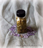 Ametrine Gemstone Oil for Aura Cleansing & Meditation