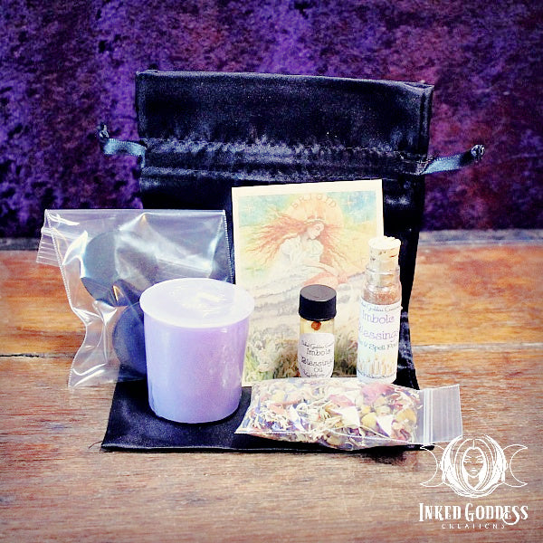 Imbolc Blessings Kit