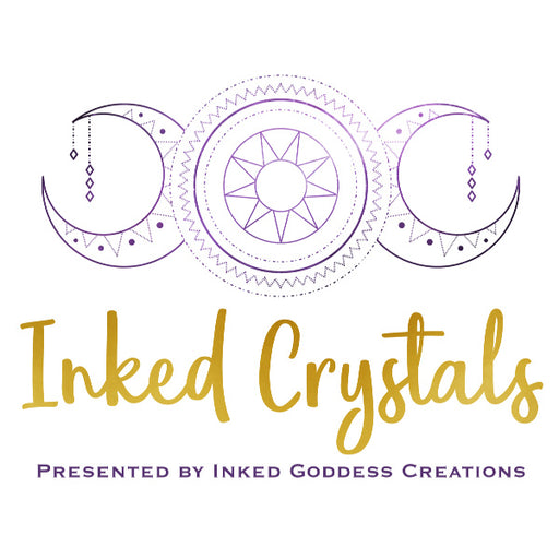 Inked Crystals Subscription from Inked Goddess Creations