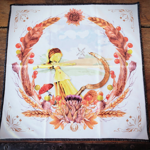 Lammas Full Altar Set or Altar Cloth for First Harvest Magick