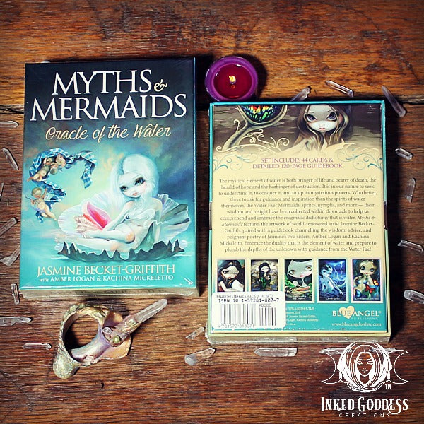 Myths & Mermaids Oracle Deck