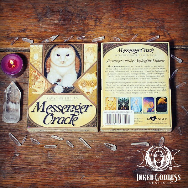 Messenger Oracle Deck