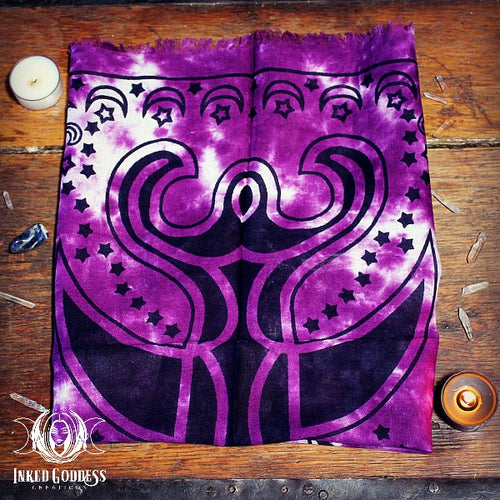 Moon Goddess Altar Cloth