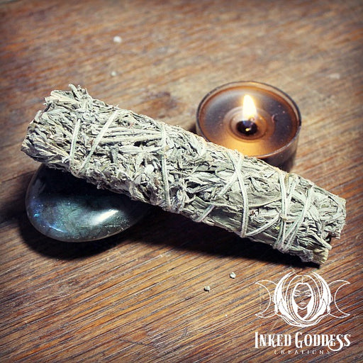 Mugwort Mini Smudge Stick