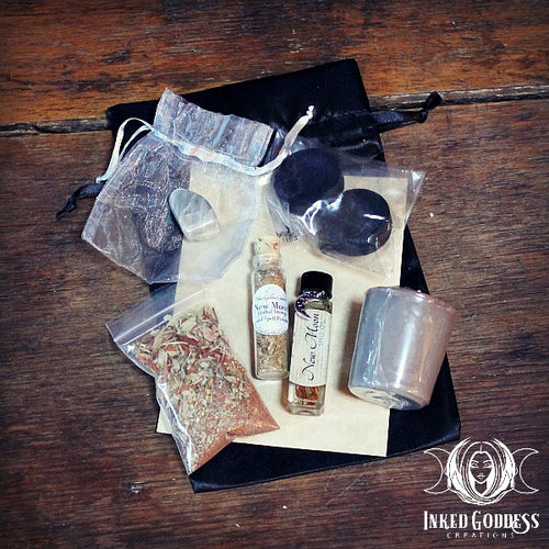 New Moon Spell Kit