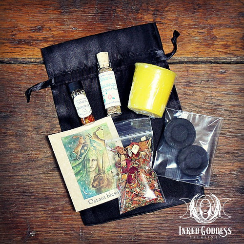 Ostara Blessings Kit