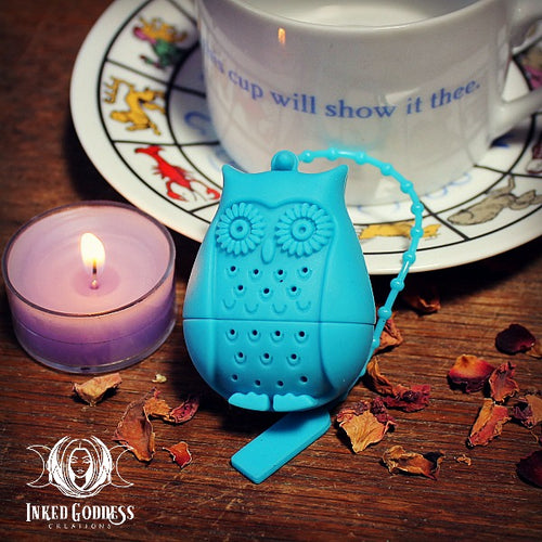 Blue Owl Tea Infuser