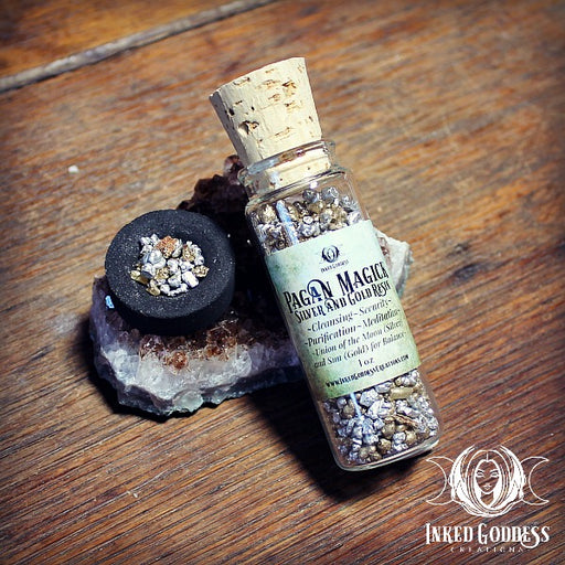 Pagan Magick Resin