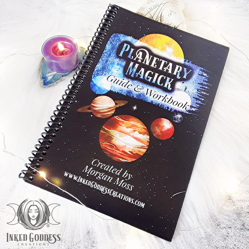Planetary Magick Workbook