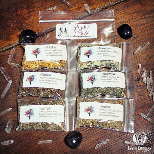 Psychic Herb Set
