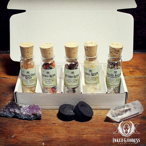 Magickal Resin Set
