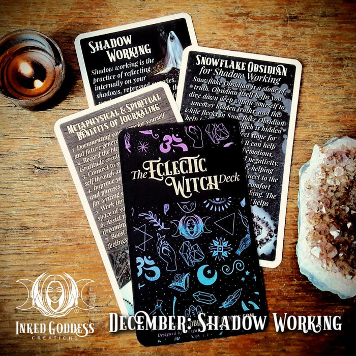 Shadow Working Eclectic Witch Deck Expansion