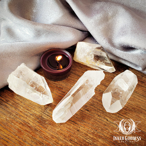 Lemurian Laser Points