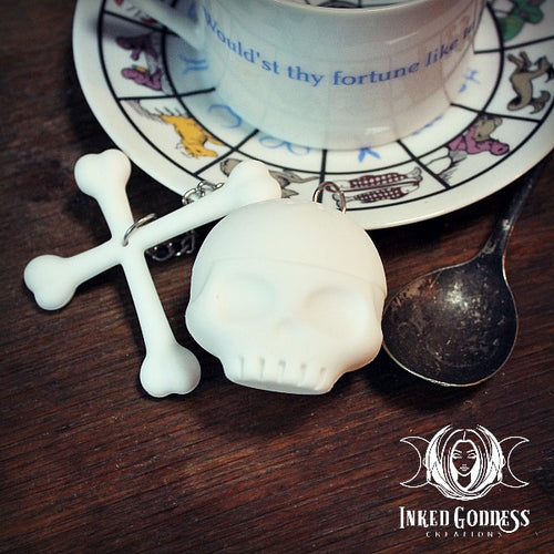 Skull Shaped Tea Infuser
