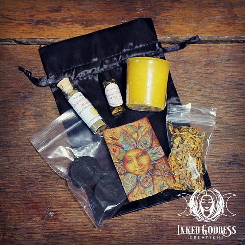 Summer Solstice Blessings Kit