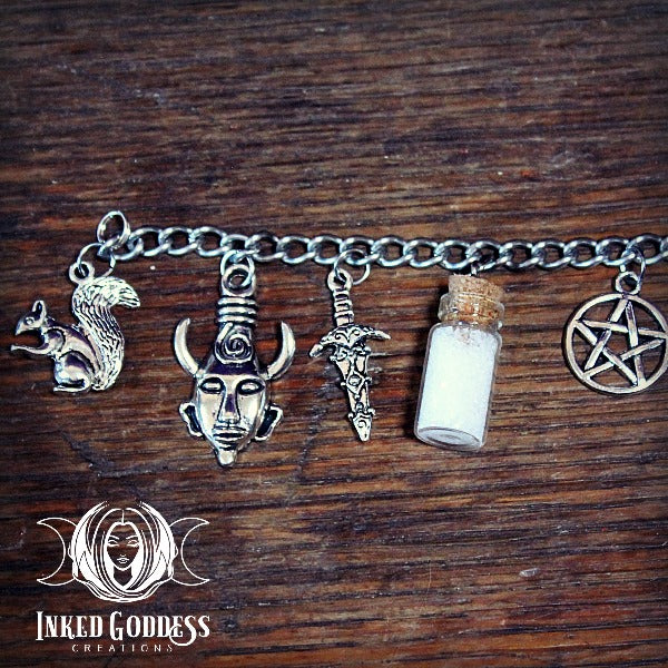 Supernatural TV Show Inspired Bracelet
