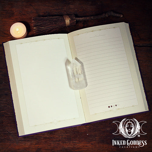 Book of Shadows Personal Journal of Your Craft
