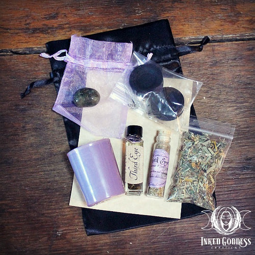 Third Eye Spell Kit