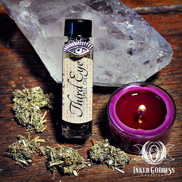 Third Eye Oil