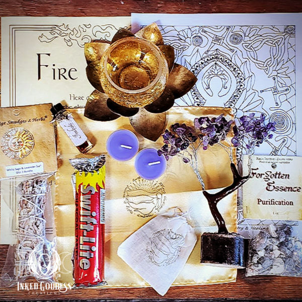 Ultimate Sabbat Kit for Imbolc from Inked Goddess Creations