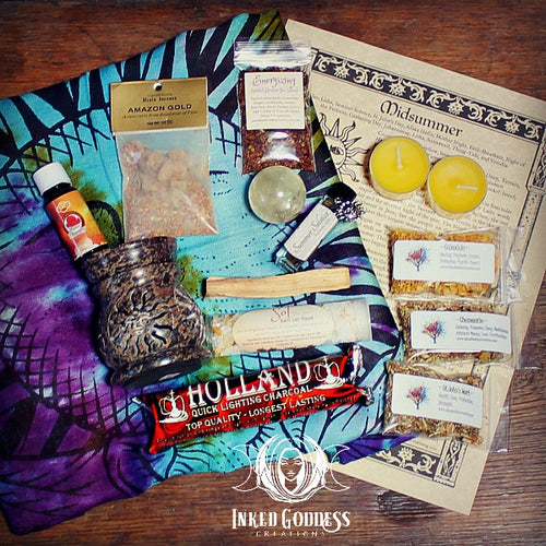Ultimate Sabbat Kit for Summer Solstice