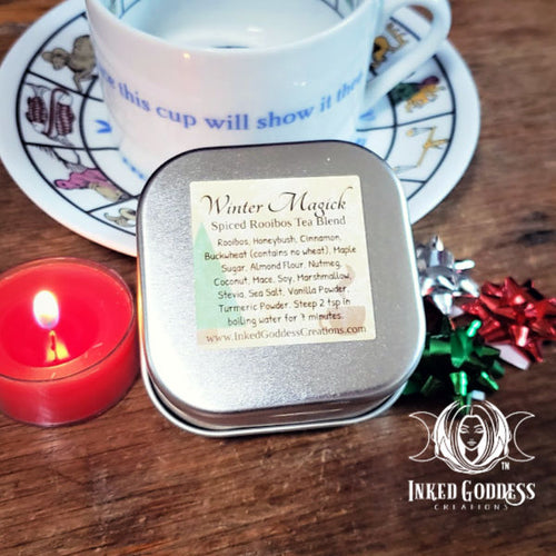 Winter Magick Spiced Rooibos Tea Blend