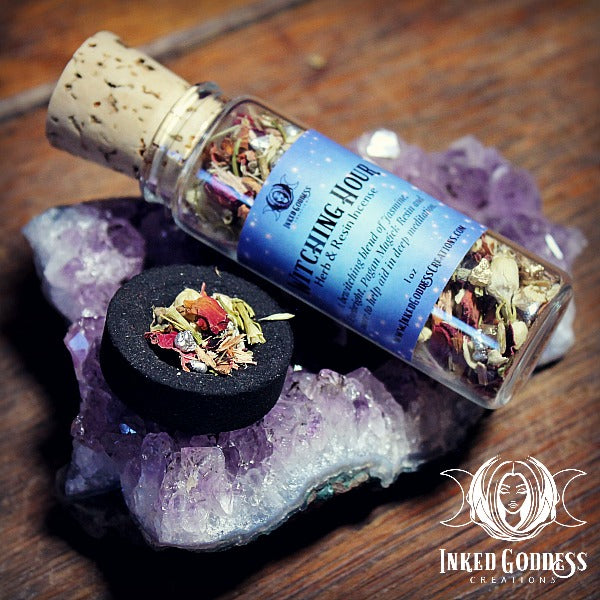 Witching Hour Herb & Resin Incense