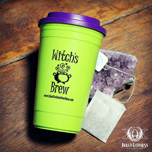 Witch's Brew Cup
