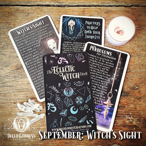 Witch's Sight Eclectic Witch Box Expansion