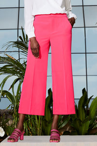 Walker Wide Leg Crop Pant