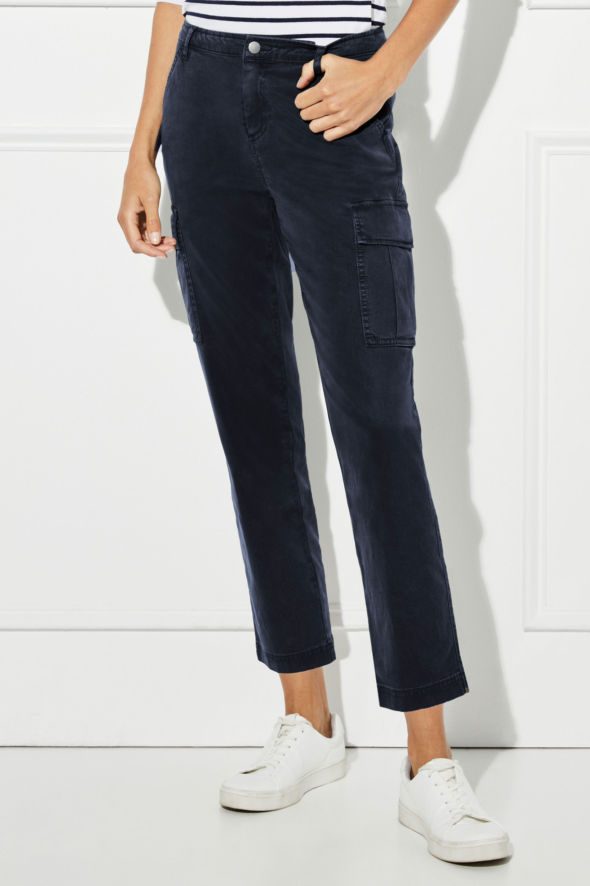 Crosby Easy Cargo Pant
