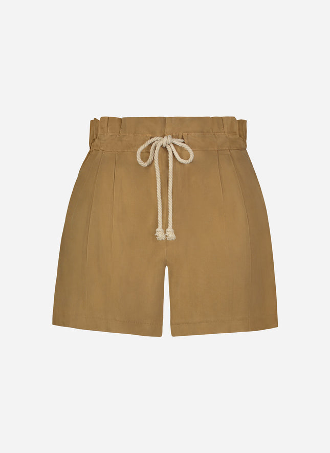 South Beach Paperbag Waist Short
