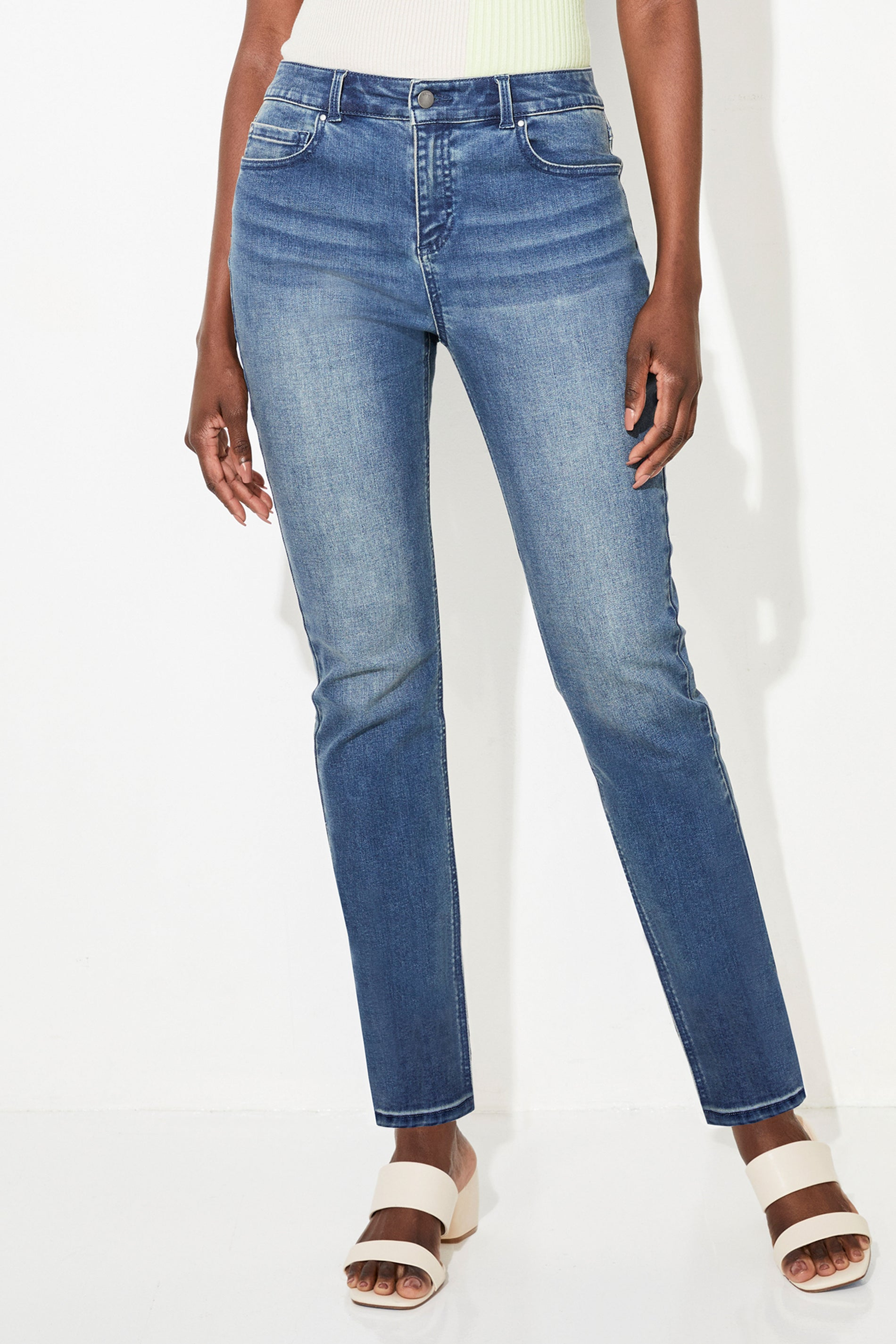 Melrose 5 Pocket Skinny Jean