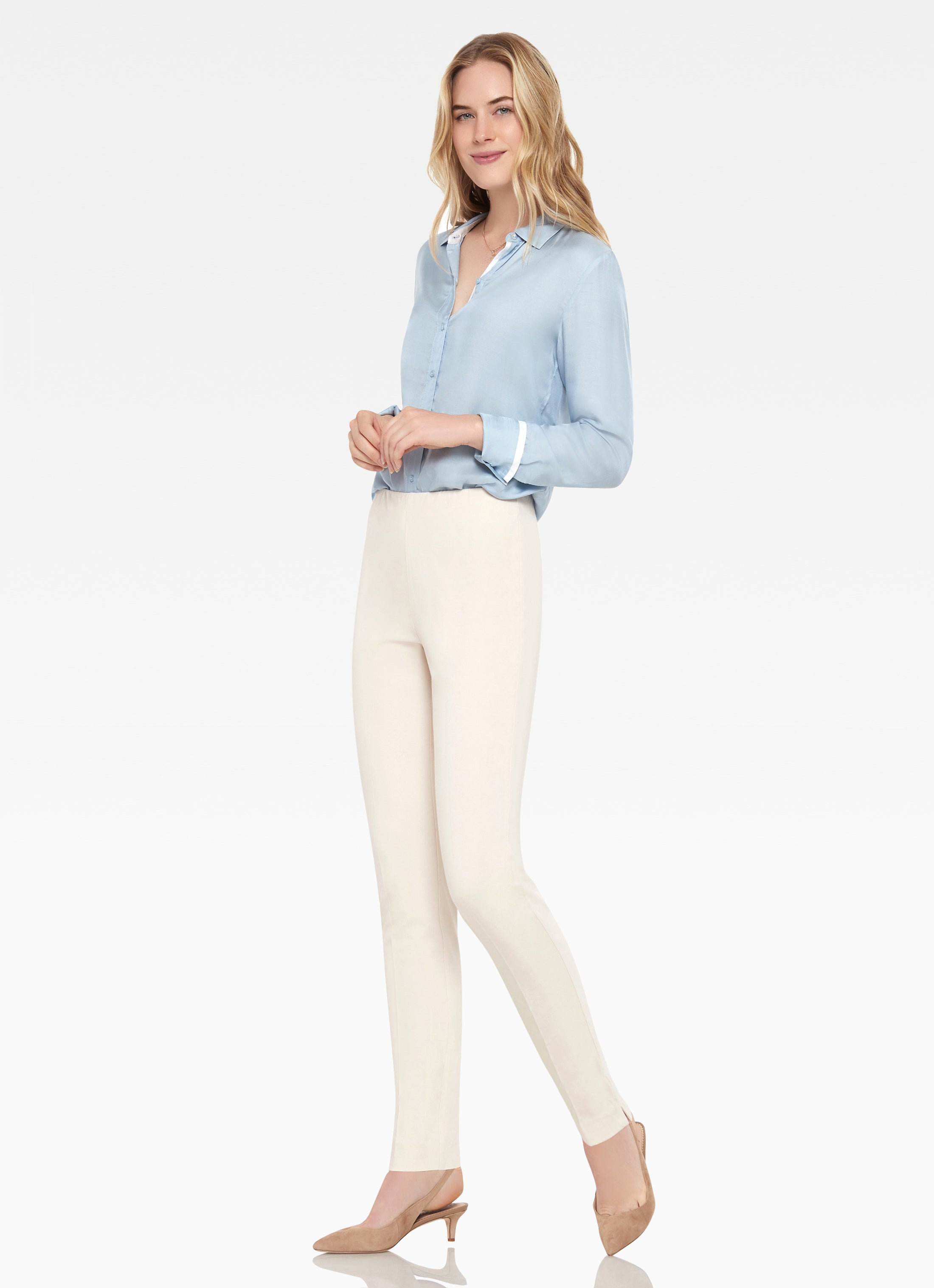 The Springfield Slim Pull On Pant