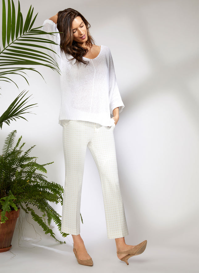 The Warren Cropped Pant