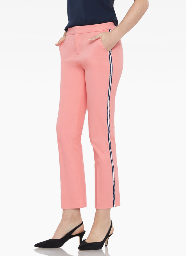 The Liu Cropped Pant