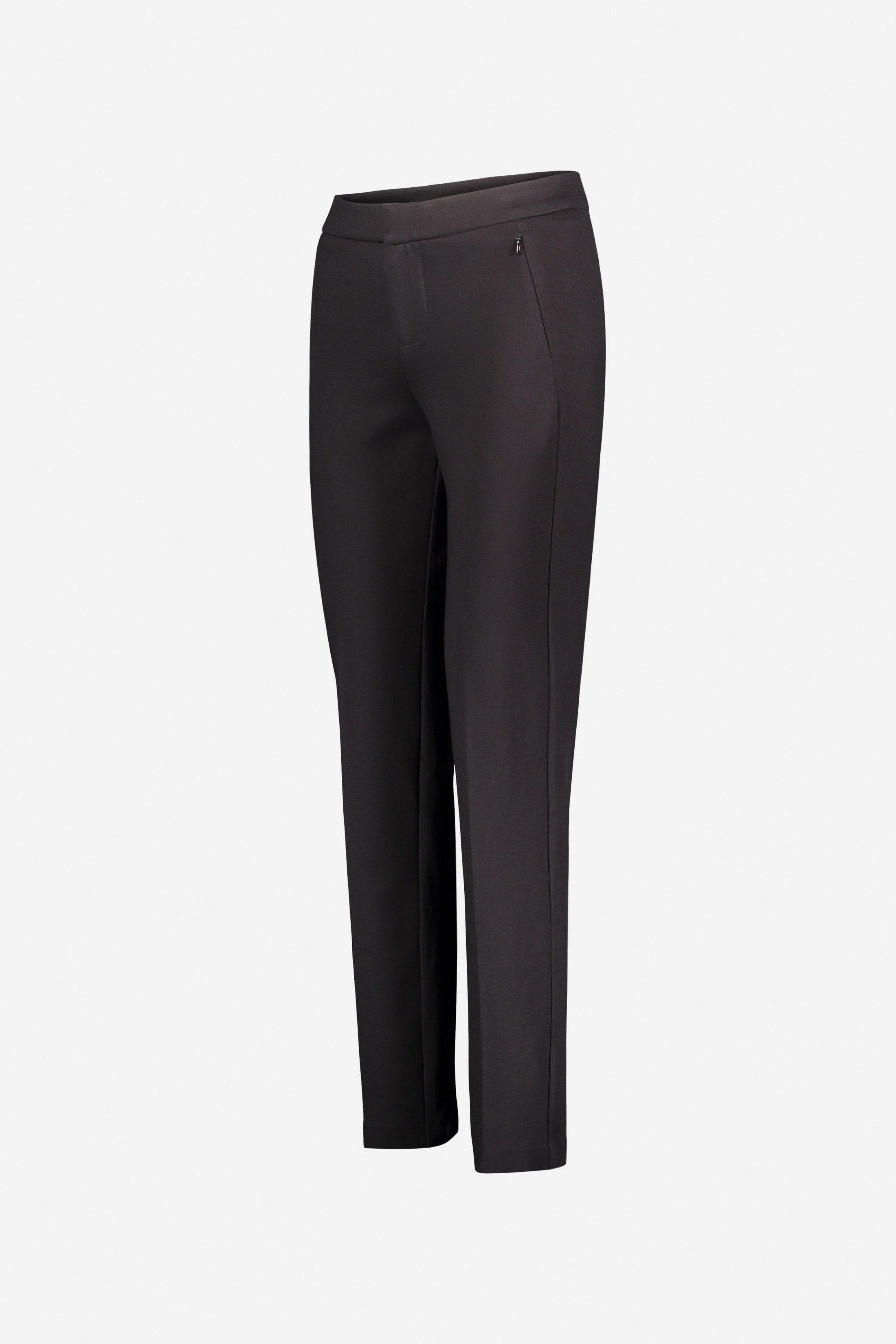 Lombard Trouser With Hidden Zip Pockets