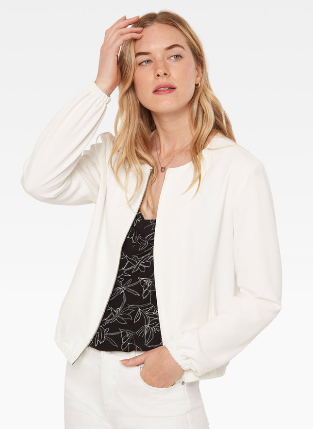 Soft Bomber Jacket