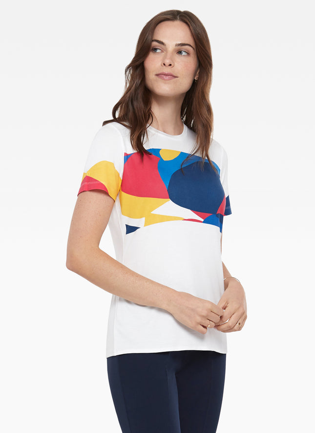 Multi Graphic Tee