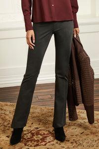 New Varick Slim Bootcut Trouser
